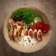 "Wenis Baker Bowl ""Pulled Pork"""